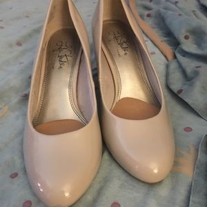 Life Stride parigi beige pumps